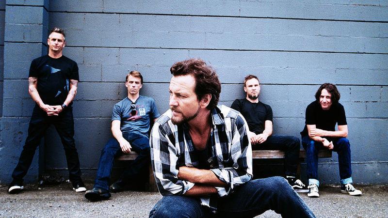 Já pode ouvir o novo single dos Pearl Jam... se apontar o telemóvel para a lua