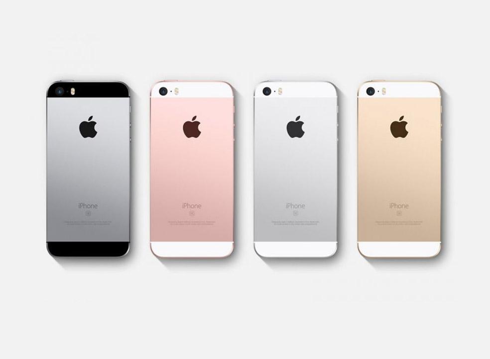 Rumores apontam para o lançamento de um novo iPhone SE