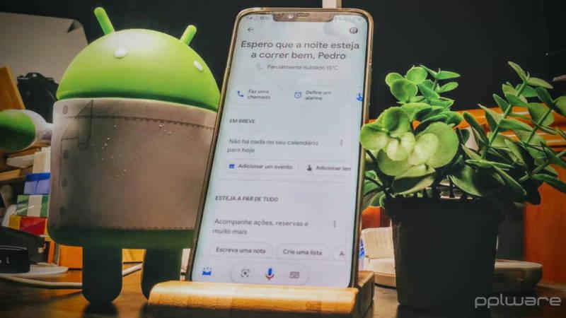 Google Assistant já está disponível em português de Portugal