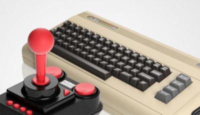 Mini Commodore 64 em expansão