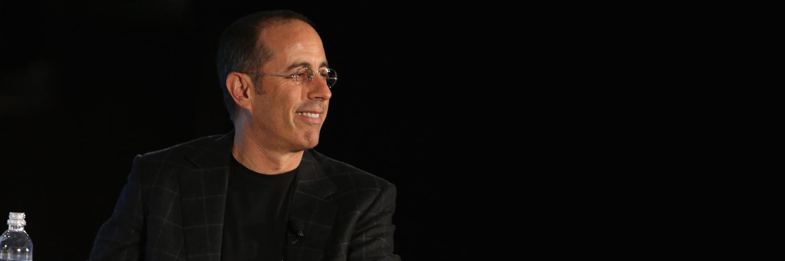 Jerry Seinfeld estreia programa na Netflix em setembro