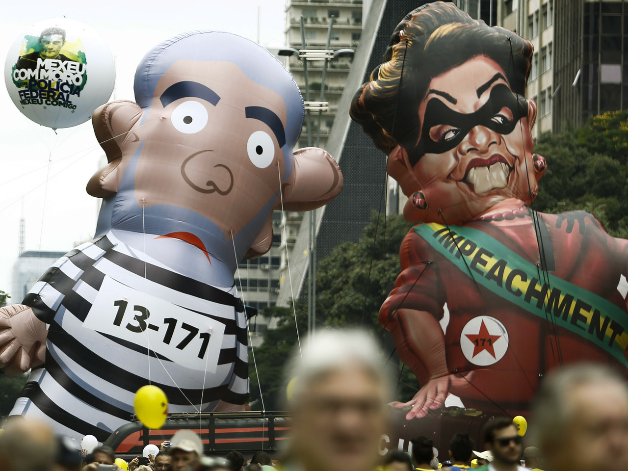 Fora Lula, fora Dilma