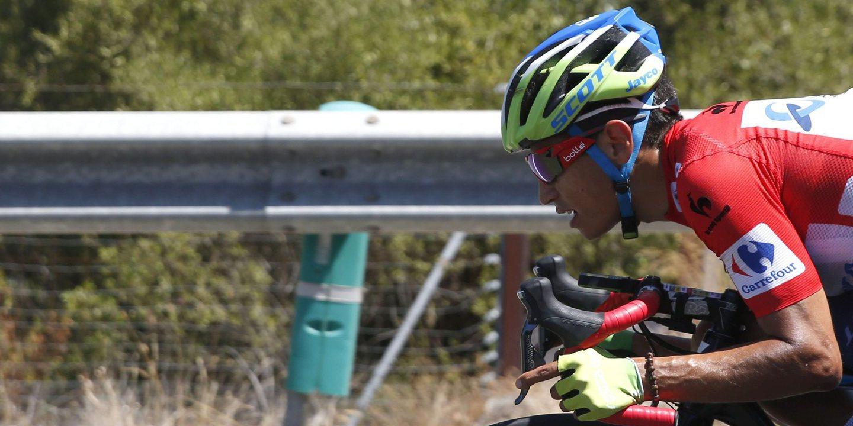 Esteban Chaves volta a disputar o Giro depois de uma época para esquecer