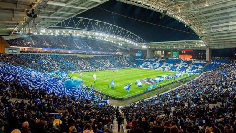 FC Porto 2-2 Moreirense: Já se joga o segundo tempo no Dragão