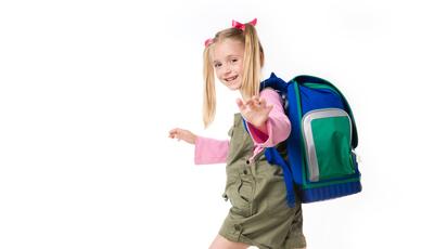 Enfrente com otimismo o regresso às aulas e a rotina