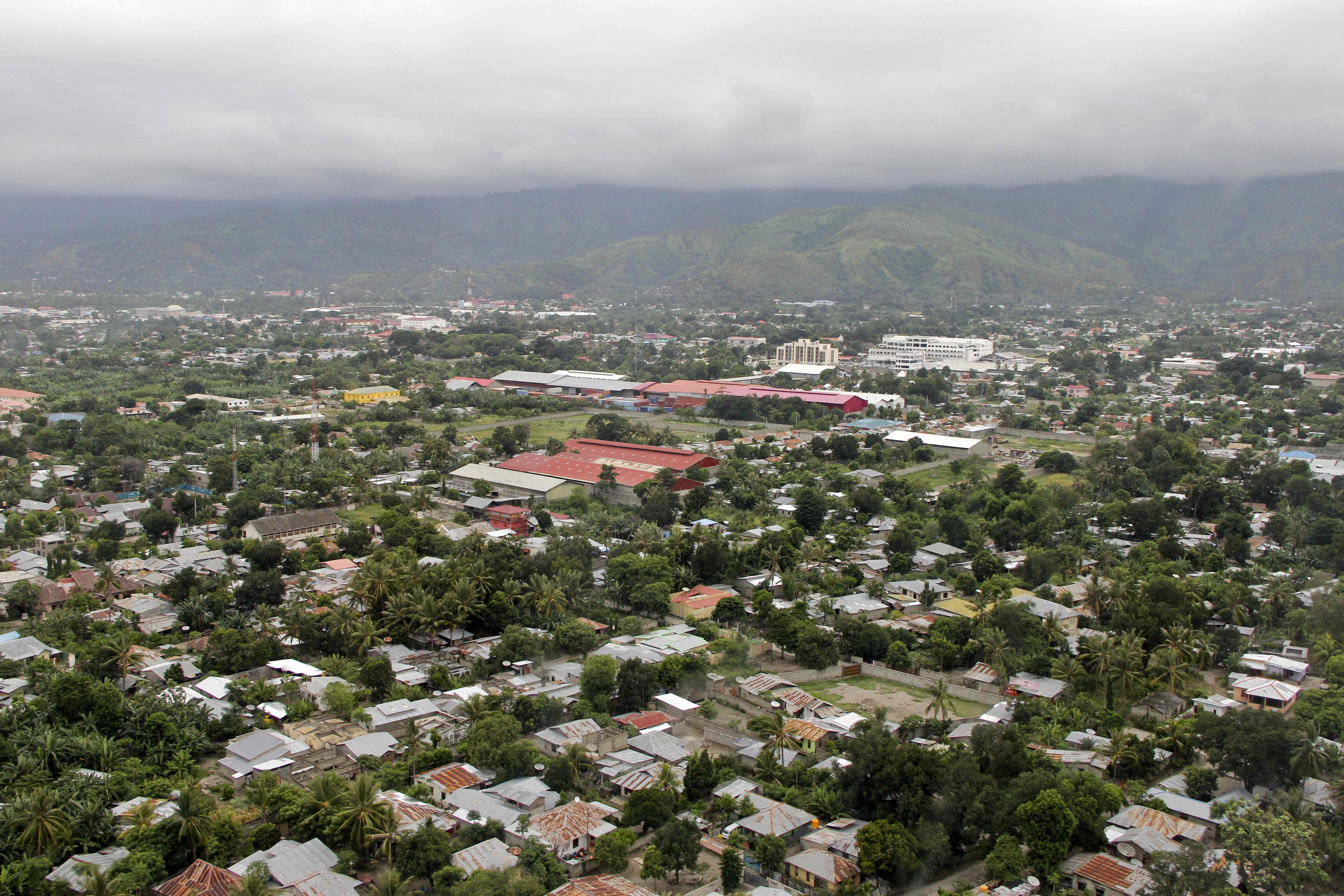 Estudantes timorenses retidos após protesto em Díli de apoio à Papua Ocidental