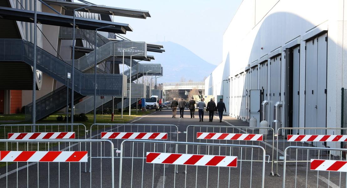 Itália: sobe para 132 o número de casos de infeção por Covid-19