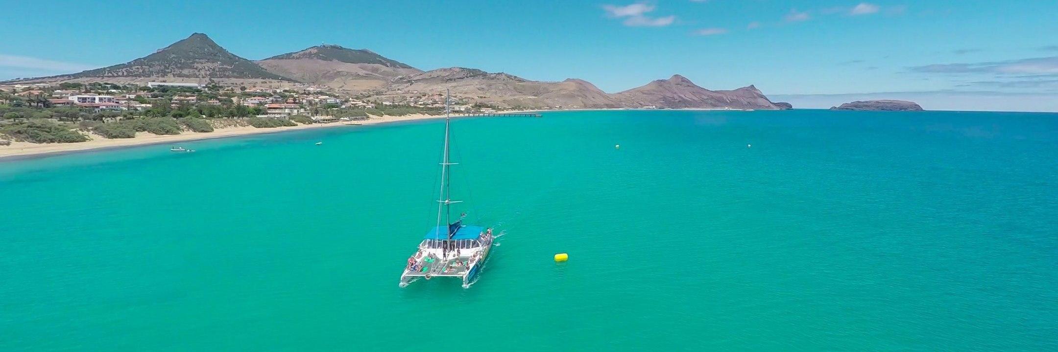 Porto Santo: uma pausa numa das praias mais seguras do mundo