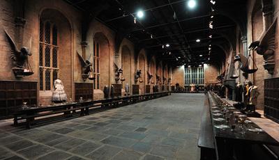 Já visitaram os estúdios do Harry Potter em Londres?