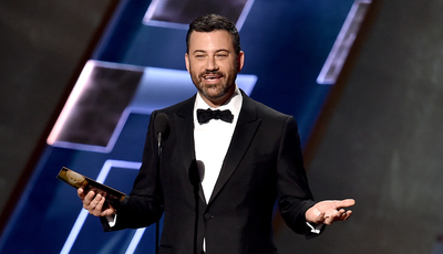Jimmy Kimmel vai ser o anfitrião da cerimónia dos Óscares