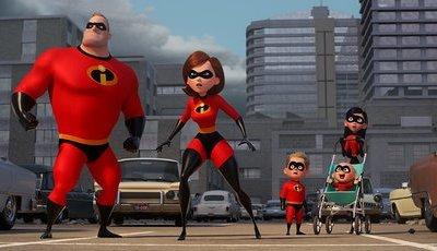 """""""The Incredibles 2"""": todos à espera de recordes para a Disney com regresso dos super-heróis"""