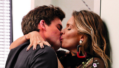 Em breve em 'Vidas Opostas': Ricardo e Vera envolvem-se