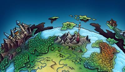 Solte a criatividade e crie mundos ficcionais virtuais com a ajuda do World Anvil