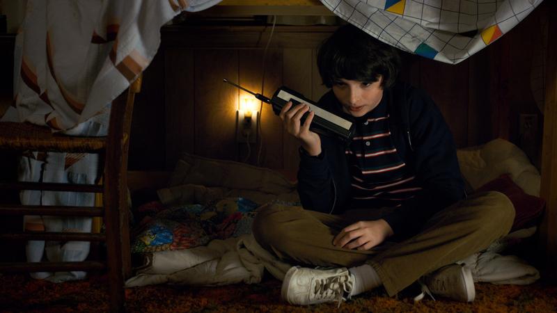 """A espera está a chegar ao fim: As novas fotos da segunda temporada de """"Stranger Things"""""""