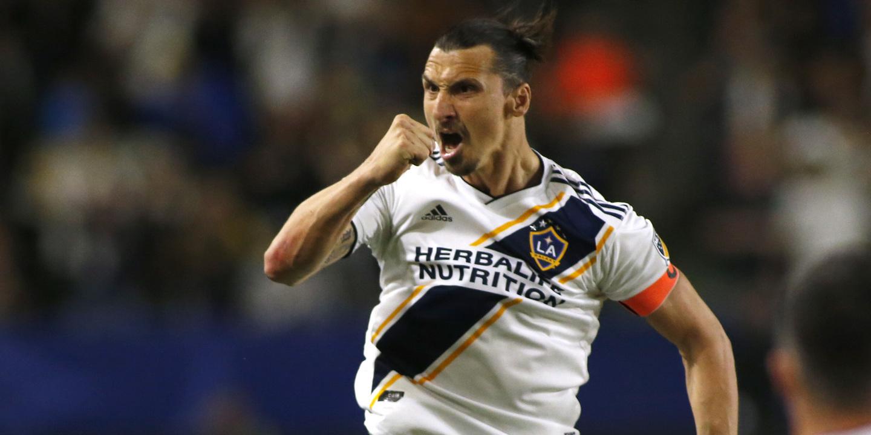 """""""Queriam o Zlatan, dei-vos o Zlatan. Não precisam de agradecer... Agora, podem voltar ao basebol"""""""