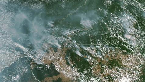 E agora? E quem apaga o fogo? E como se recuperam aquelas terras? E o planeta?