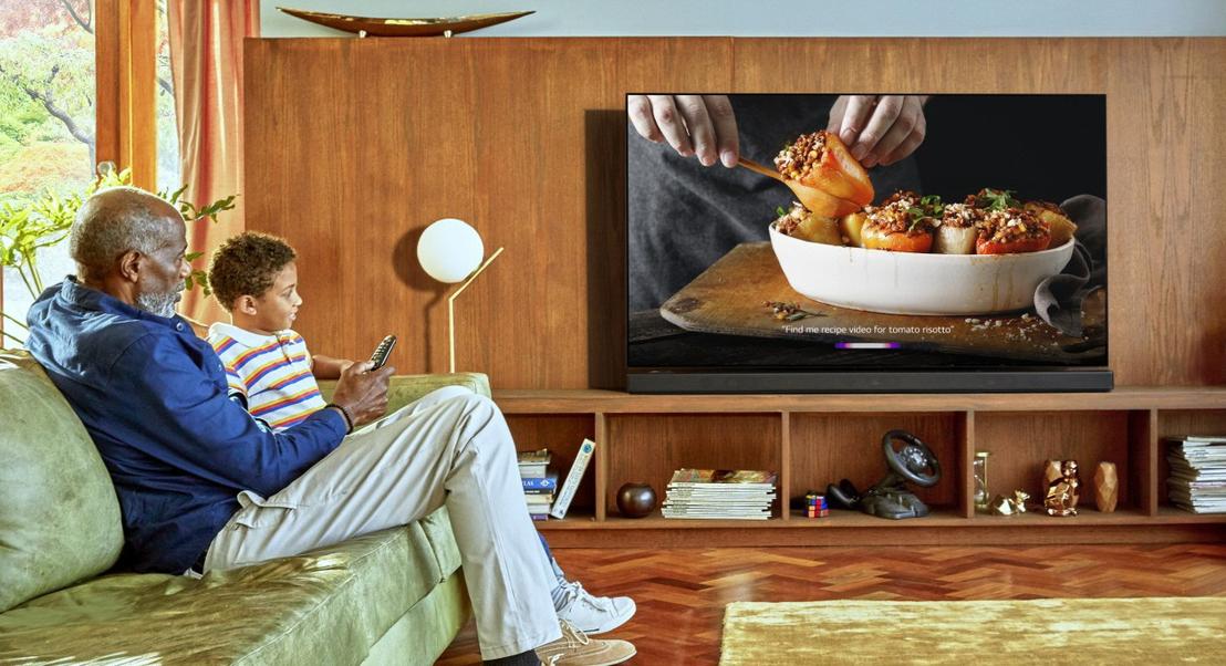 4 televisores 8K com qualidade de imagem máxima