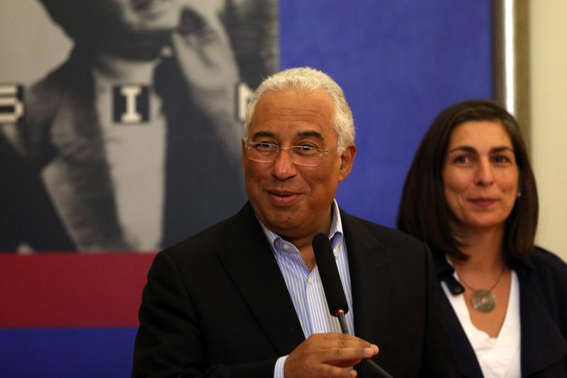António Costa saúda qualificação de Portugal para o Europeu feminino