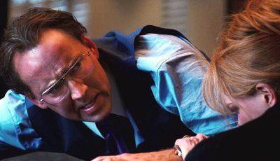"""""""Transgressão"""": veja este filme com Nicolas Cage e Nicole Kidman hoje à noite"""