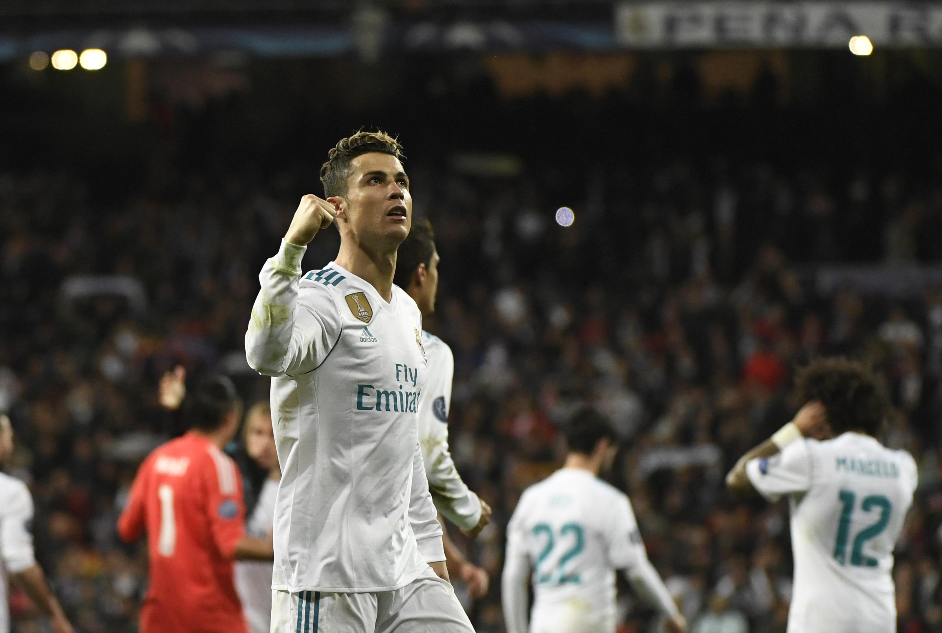 Real Madrid já prepara a renovação de Ronaldo