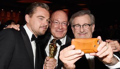 DiCaprio e Spielberg, novo filme a caminho