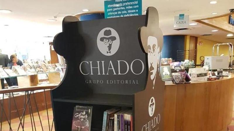 Chiado Grupo Editorial e livrarias Bertrand estabelecem parceria