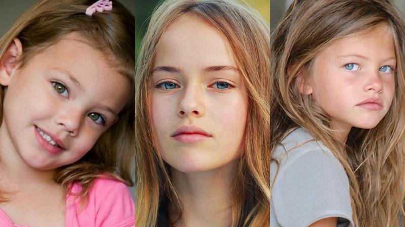 Assim estão as 'meninas mais bonitas do mundo'