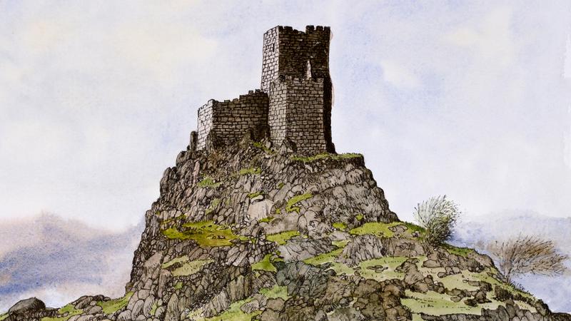 A Guerra Fantástica e o quase desconhecido castelo de Algoso