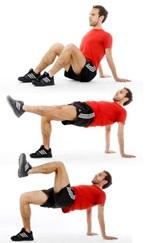 Hip thrust (elevação da bacia)