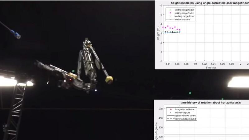Disney apresenta Stickman, o robô que faz mortais à retaguarda