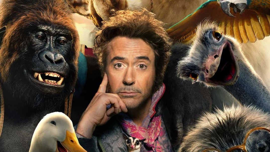 Robert Downey Jr. vai ser Dr. Dolittle no cinema