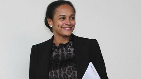 Depois de exoneração da Sonangol, Isabel dos Santos lança marca de cerveja