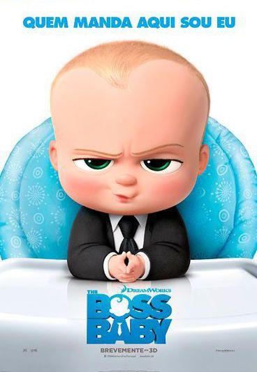 Ganha 1 convite duplo para a antestreia de The Boss Baby