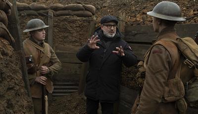 """1917"": filme favorito aos Óscares inspira-se na história do avô luso-descendente de Sam Mendes"