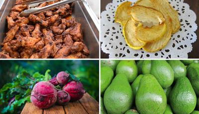 10 alimentos que aumentam a pressão arterial