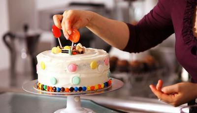 Cake design, aprenda todas as técnicas e truques