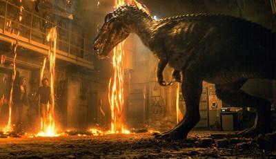"""""""Mundo Jurássico: Reino Caído"""": Os dinossauros estão de volta (e em perigo) no primeiro trailer do filme"""