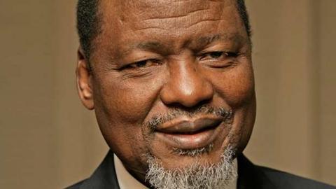 Primeiro vice-presidente do Parlamento Pan-Africano termina visita ao país