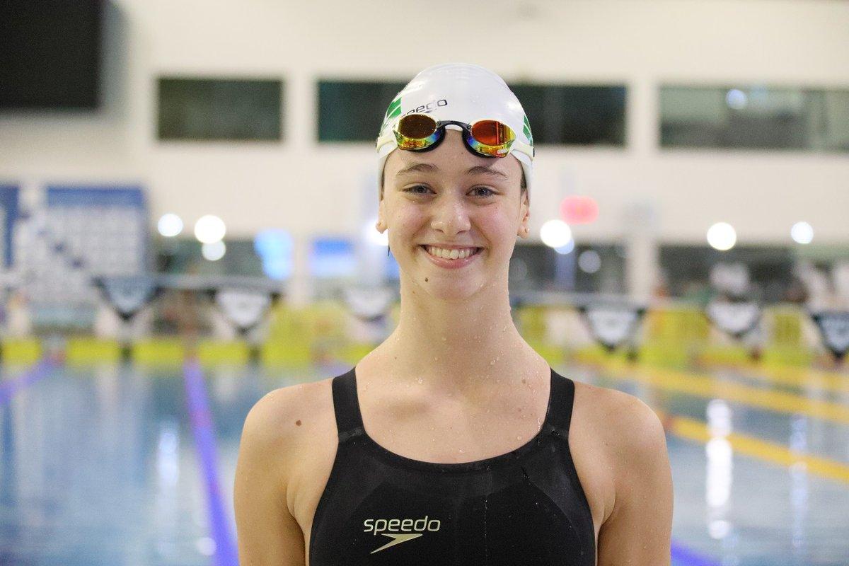 COVID-19: Rafaela Azevedo curou infeção e está de volta à piscina