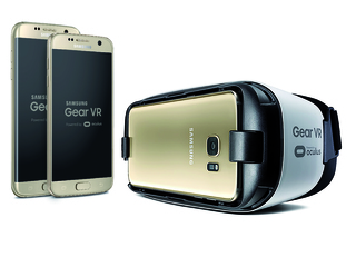 Compre um Galaxy S7 com Gear VR e ganhe conteúdos exclusivos