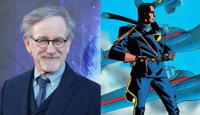 Spielberg já tem novo projeto como realizador... no mundo da DC Comics
