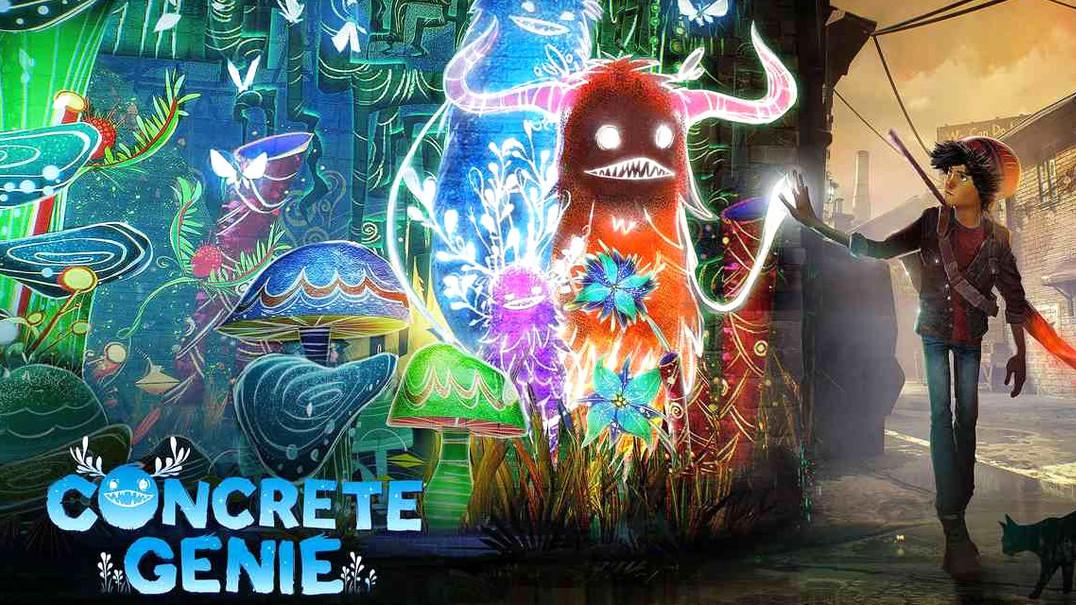 Concrete Genie chega às lojas para espalhar arte e magia na PlayStation 4