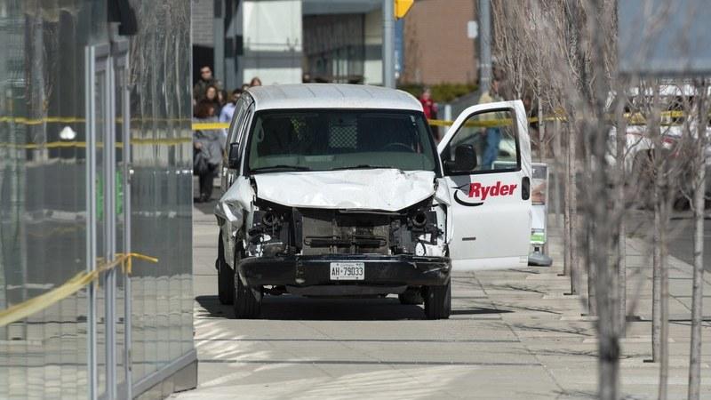 Canadá: Atropelamento em Toronto faz 9 mortos e 16 feridos