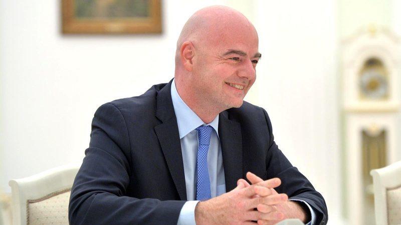 """FIFA diz que """"auxílio financeiro"""" está em curso e pede atenção para várias áreas"""