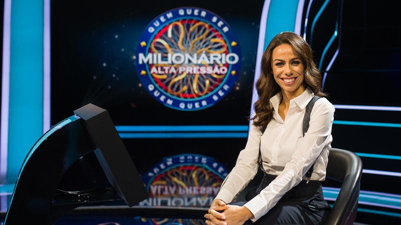 """Depois de anunciar a sua saída do """"5"""", Filomena Cautela vai começar a gravar """"Quem Quer Ser Milionário"""""""