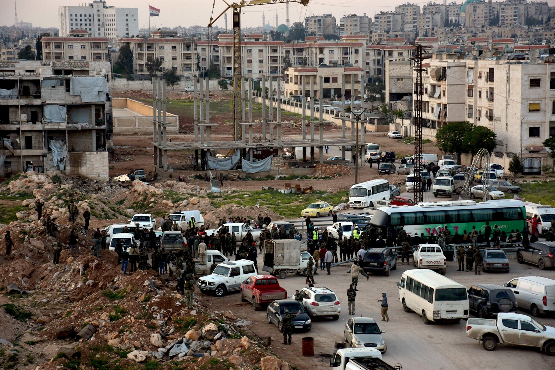 Síria: Sobe para 28 número de mortos em ataques turcos contra forças curdas