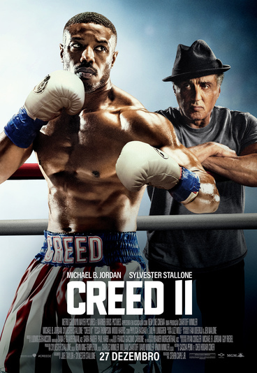 """""""Creed II"""": ganhe convites para as antestreias"""