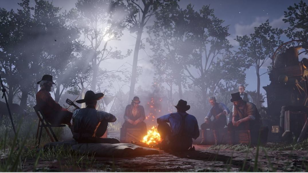 'Red Dead Redemption 2' teve direito a trailer de lançamento
