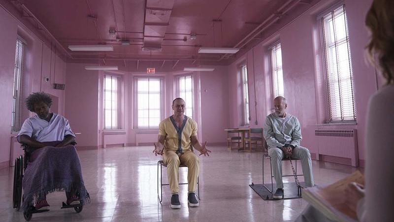 """""""Glass"""": Shyamalan revela trailer do filme que junta """"O Protegido"""" e """"Fragmentado"""""""