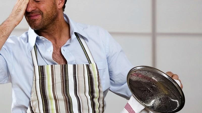 Os erros mais comuns na cozinha são fáceis de evitar. Saiba como